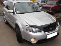 Дефлектор капота Субару Легаси Б4 (мухобойка Subaru Legacy B4)