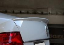 Спойлер на багажник Фольксваген Поло 5 седан (купить лип спойлер