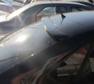 Оригинальный спойлер на стекло для Фольксваген Джетта 5 седан (ф