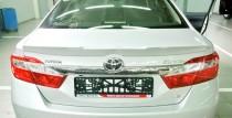 Оригинальный спойлер для Toyota Camry V50 (спорт)
