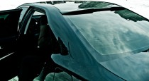 Тюнинг спойлер на стекло Toyota Camry 50 (спойлер на стекло Камр