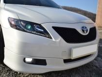 Комплект обвеса на бампера Toyota Camry 40 Sport Edition (фото E