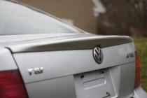 Спойлер Фольксваген Бора (задний спойлер на багажник Volkswagen Bora)