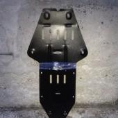 Защита двигателя БМВ 6 Е63 (защита картера BMW 6 E63)