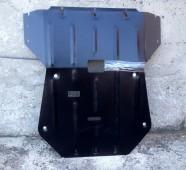 Защита двигателя БМВ Х5 Е53 (защита картера BMW X5 E53)