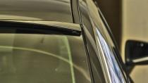 Накладка на заднее стекло Mazda 6 GJ, (установка спойлера на сте