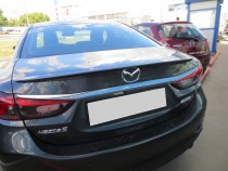 Лип спойлер Mazda 6 GJ (установка ExpressTuning)