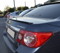 Спойлер Шевроле Эпика (задний спойлер на багажник Chevrolet Epica)