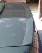 Накладка на крышку багажника Шевроле Эпика (спойлер)