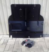 купить Защита двигателя Фольксваген Т5 (защита картера с боковым