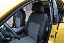 Чехлы Фольксваген Поло 5 седан (авточехлы на сиденья Volkswagen Polo 5 sedan)