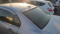 Спойлер бленда на заднее стекло Шевроле Эпика седан