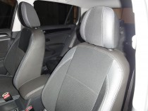 Чехлы Фольксваген Гольф 7 (авточехлы на сиденья Volkswagen Golf 7)
