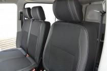 Чехлы MW Brothers Чехлы Фольксваген Транспортер Т6 (авточехлы на сиденья Volkswagen Transporter T6)