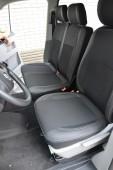 купить Чехлы Фольксваген Транспортера Т6 (авточехлы на сиденья V