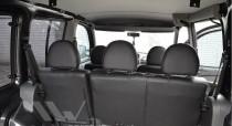 Чехлы в салон Фиат Добло 1 (авточехлы на сиденья Fiat Doblo 1)