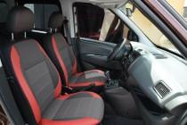 Чехлы Фиат Добло 2 (авточехлы на сиденья Fiat Doblo II 5d)