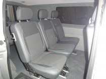 Чехлы Фольксваген Транспортер Т5 (авточехлы на сиденья Volkswagen Transporter T5)