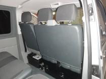 купить Чехлы Фольксваген Транспортера Т5 (авточехлы на сиденья V