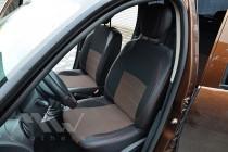 Чехлы Рено Дастер 2015 (авточехлы на сиденья Renault Duster FL)