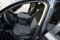 Чехлы Шкода Октавия А5 рестайл (авточехлы на сиденья Skoda Octavia A5 FL)