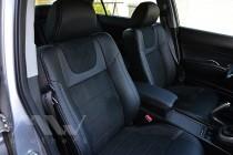 Автомобильные чехлы Хонда Цивик 8 4D (чехлы Honda Civic 8 4D)