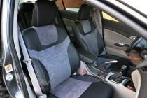 Автомобильные чехлы Хонда Цивик 9 4Д (чехлы Honda Civic 9 4D)