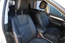 Автомобильные чехлы Киа Соренто 2 (чехлы Kia Sorento 2)