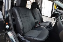 Автомобильные чехлы Мазда 3 1 (чехлы Mazda 3 BK)