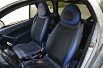 Автомобильные чехлы Мерседес Смарт Форту (чехлы Mercedes Smart Fortwo)