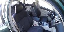 Автомобильные чехлы Субару Аутбек 4 (чехлы Subaru Outback BM)