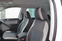 Чехлы Фольксваген Тигуан (авточехлы на сиденья Volkswagen Tiguan