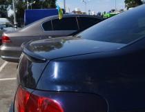 Спойлер Лексус GS 350 (задний спойлер на багажник Lexus GS 350)