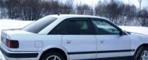 Ветровики Ауди 100 (дефлекторы окон Audi 100)