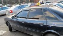 Ветровики Ауди 80 (дефлекторы окон Audi 80)