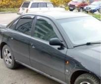 Ветровики Ауди А4 Б5 (дефлекторы окон Audi A4 B5)
