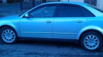Ветровики Ауди А4 Б6 (дефлекторы окон Audi A4 B6)