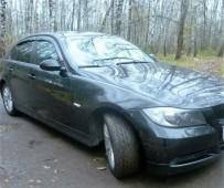 Ветровики БМВ 3 Е90 (дефлекторы окон BMW 3 E90)