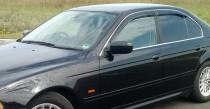 Ветровики BMW 5 E39 (дефлекторы окон БМВ 5 Е39)