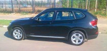 Ветровики BMW X1 E84 (дефлекторы окон )