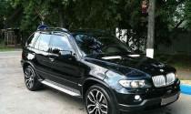 купить Ветровики БМВ Х5 Е70 (дефлекторы окон BMW X5 E70)