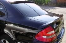 Спойлер на багажник Mercedes W211 (купить в ExpressTuning)