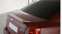 Спойлер Chevrolet Lacetti (задний спойлер на багажник Шевроле Лачетти седан)