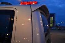 Козырек задней двери на Фольксваген Транспортер Т5 (купить в маг