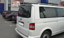 Заказать спойлер на Фольксваген Транспортер Т5 (пластиковый козы