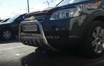 силовой обвес Chevrolet Captiva