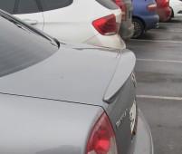 Спойлер Фольксваген Пассат Б5 (задний спойлер на багажник Volkswagen Passat B5 Milotec)