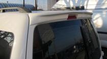Спойлер на Volkswagen Caddy ляда (спойлер задней двери Фольксваген Кадди одна дверь)