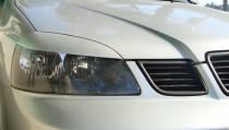 Реснички на Chevrolet Lacetti