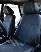Чехлы ВАЗ 2115 (авточехлы на сиденья Лада 2115)